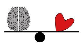 המבחן הבא יקבע האם אתם פועלים לפי השכל <b>או</b> הרגש שלכם