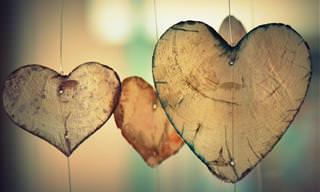 <b>מה</b> הלב <b>שלכם</b> יכול להסגיר <b>על</b> אופייכם? בחנו את עצמכם וגלו זאת