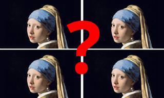 חושבים שתוכלו להבחין בין יצירות אומנות מקוריות למזויפות?