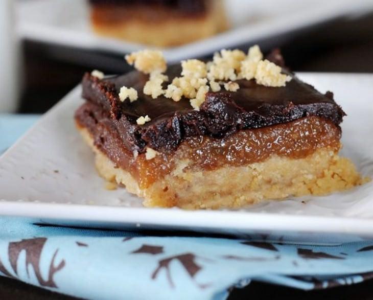 מתכון לעוגיות שוקולד-קרמל ביתיות
