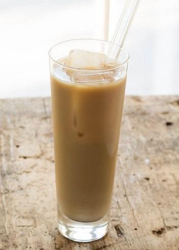 מתכון לקפה קר טבעוני