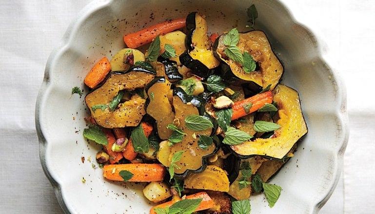 מתכון לגרסה משודרגת ומגוונת לירקות צלויים בתנור