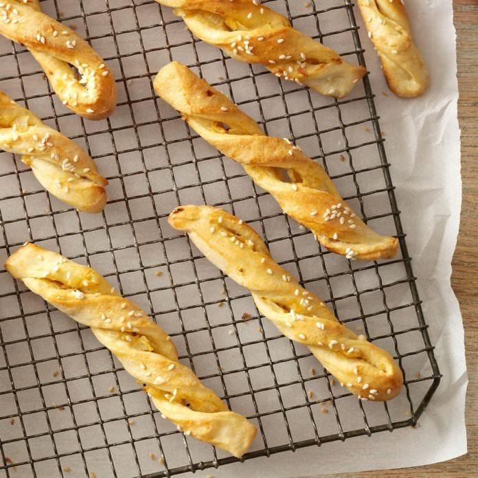 מתכון לעוגיות בצל מלוחות