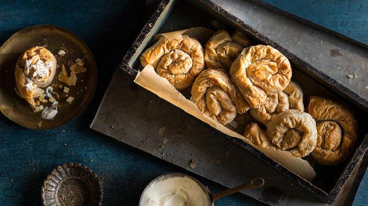 שבלולי תפוח אדמה – מאפה בוסני