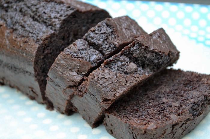 מתכון לעוגת שוקולד וקישואים