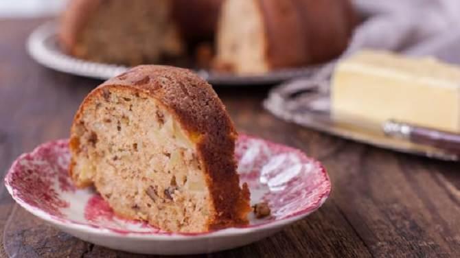 מתכון ללחם בננה ותפוחי עץ - פינוק מתוק וקל להכנה!