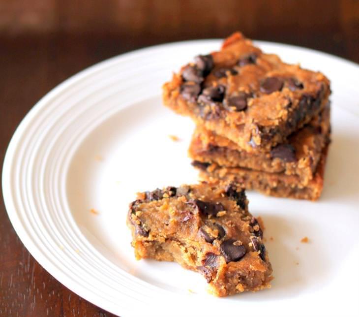 מתכון לעוגיות שוקולד צ'יפס נהדרות על בסיס חומוס