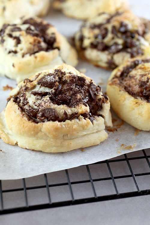 מתכון לעוגיות שוקולד ספירלה