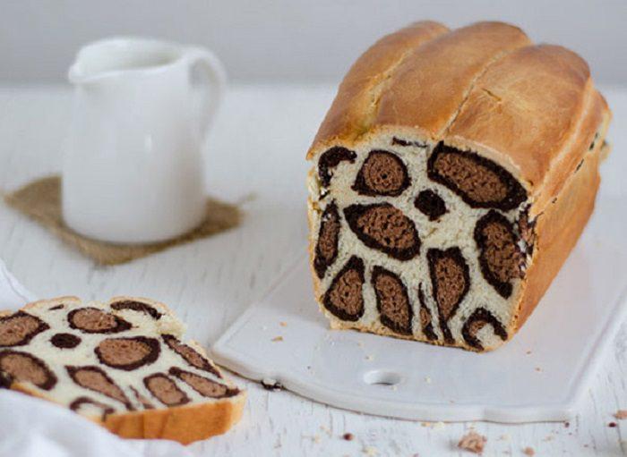 מתכון קל ללחם מנומר