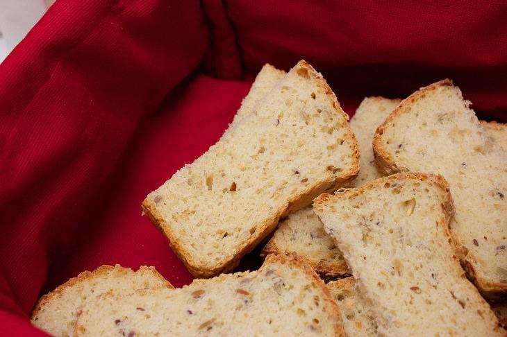 מתכון קל ללחם יווני