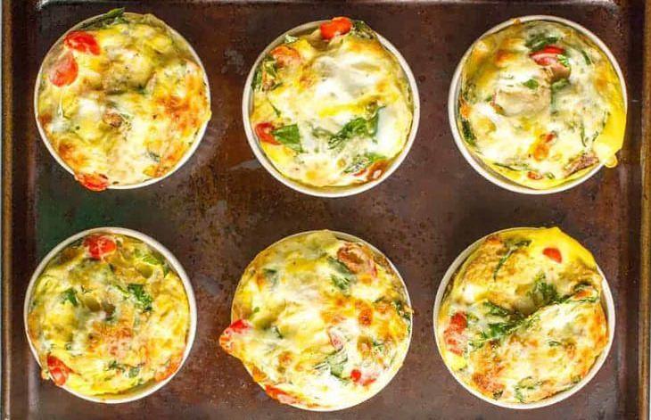מאפה ירקות אישי ללא סוכר ומלא בטעם נפלא