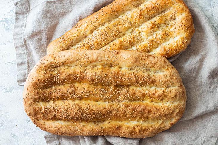 מתכון לברברי – לחם פרסי