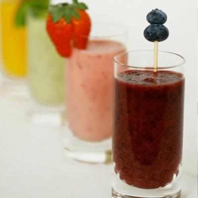 מתכון למשקה אוכמניות ותותים, פשוט וקל