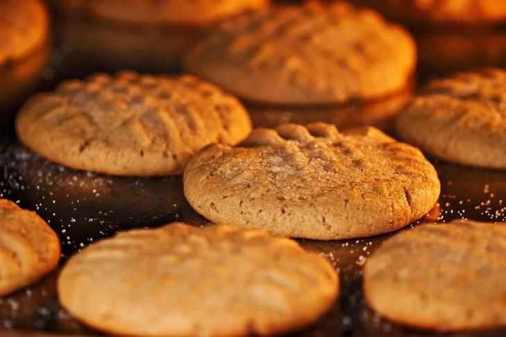 מתכון לעוגיות בוטנים ביתיות