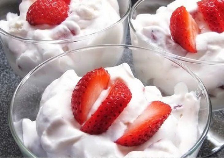 מתכון מיוחד להכנת שמנת מתוקה