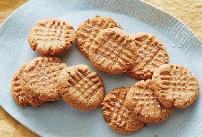 מתכון לעוגיות חמאת בוטנים