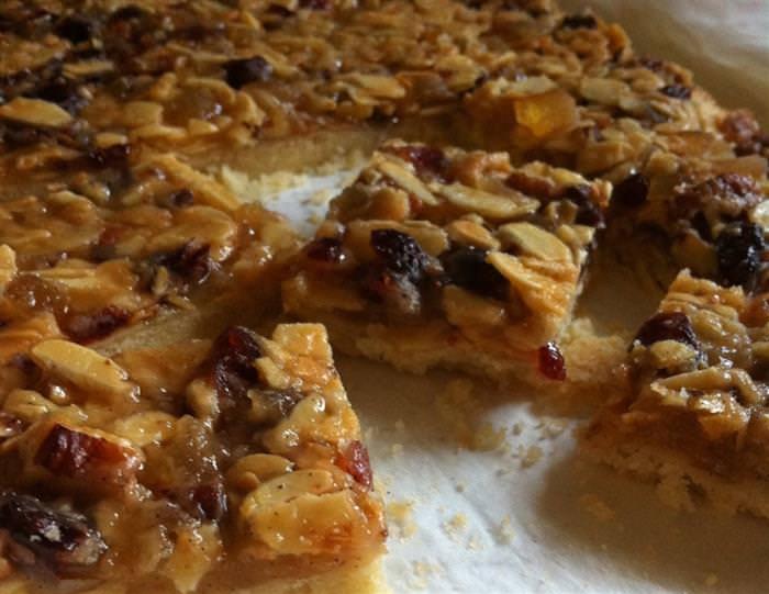 מתכון לעוגיות פלורנטין של אורלי דהן חרמש