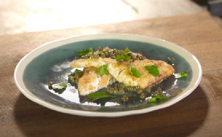 מתכון לדג צלוי ברוטב לימון