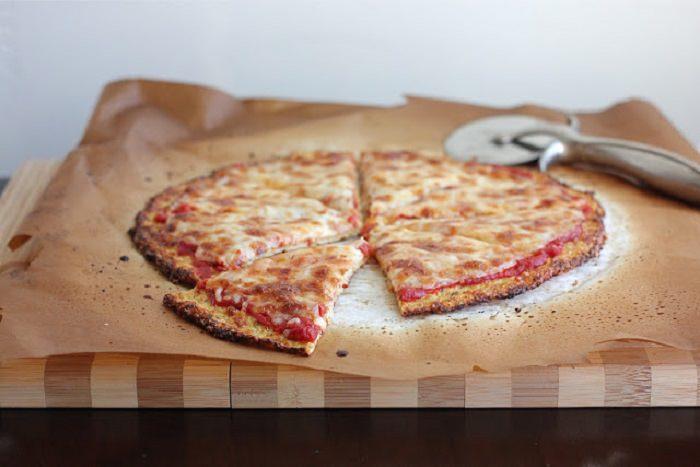 מתכון לפיצה על בסיס כרובית