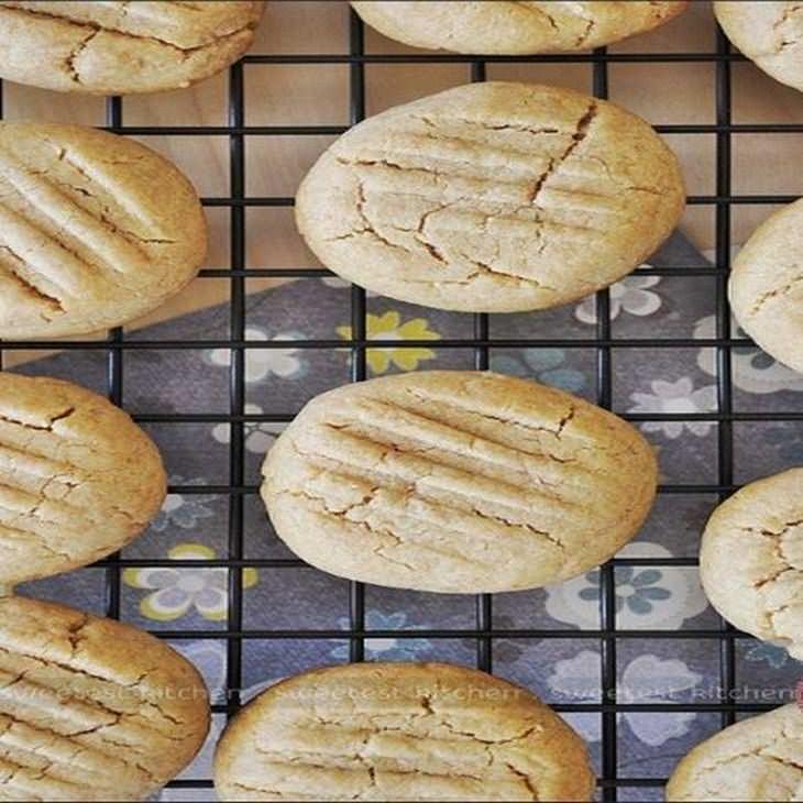 מתכון לעוגיות טחינה ודבש