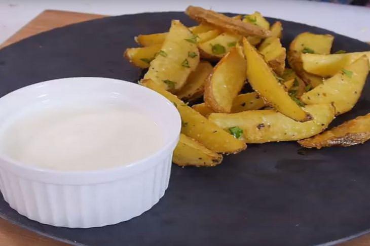 מתכון לתפוחי אדמה בתנור