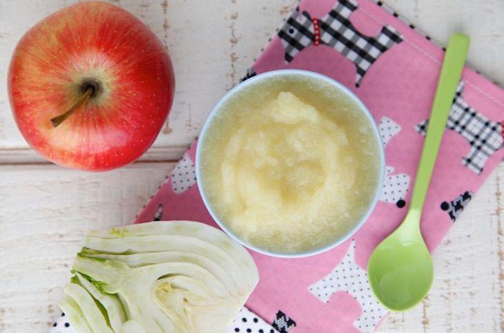 מתכון למחית תפוחי עץ ושומר