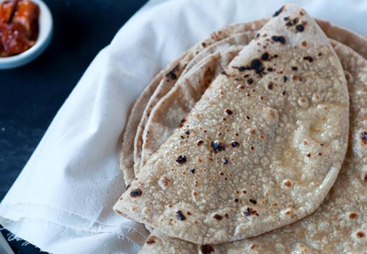 מתכון לצ'פאטי – לחם הודי