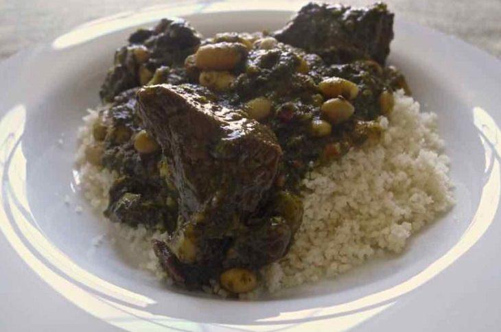 מתכון לתבשיל שעועית תוניסאי - פקיילה