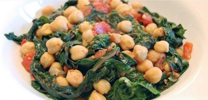 מתכון לחמין צמחוני בסגנון ספרדי