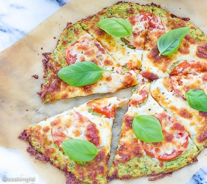 מתכון לבסיס פיצה טעים ובריא מקישואים