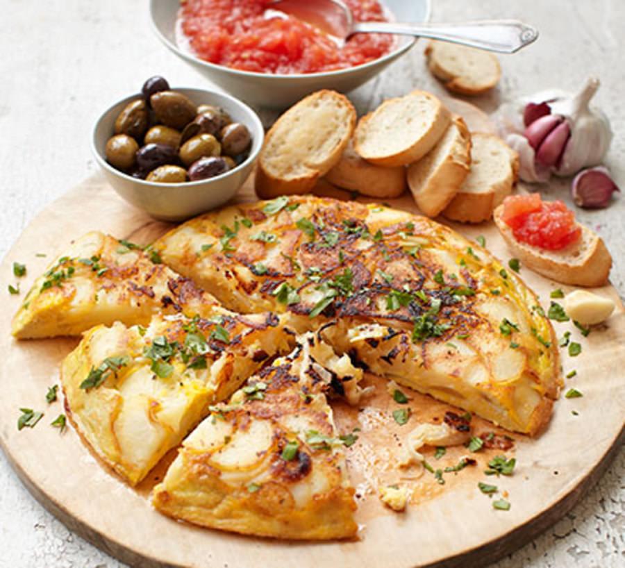 מתכון לפשטידת תפוחי אדמה בסגנון ספרדי