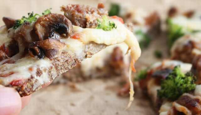 מתכון לפיצה מבצק זרעי פשתן
