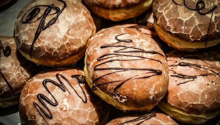 מתכון לסופגניה קלאסית מבצק עוגיות