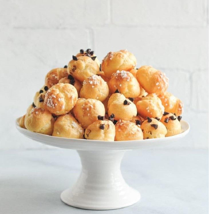 מתכון לעוגיות שוקט צרפתיות שלב אחרי שלב