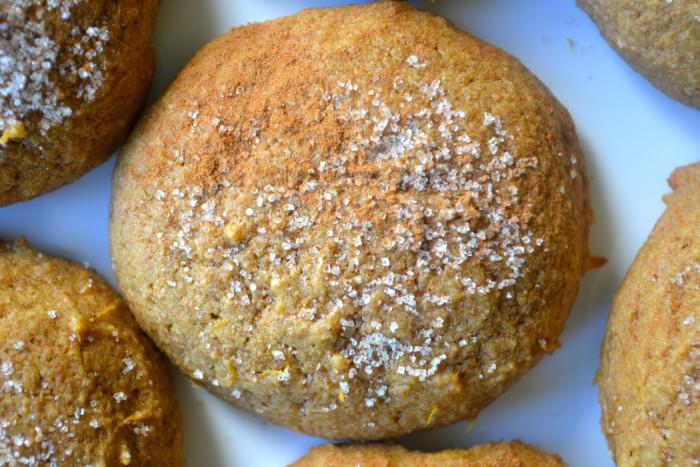 מתכון לעוגיות דלעת ערמונים ודבשה