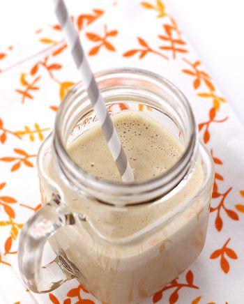 מתכון לאייס קפה בננה יוגורט