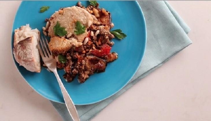 מתכון לסינייה - מנת בשר מהמטבח הערבי