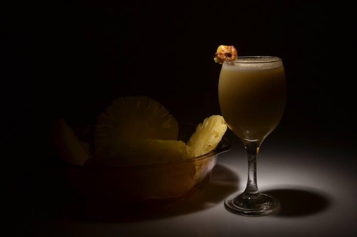 מתכון למשקה פינה קולדה ללא אלכוהול