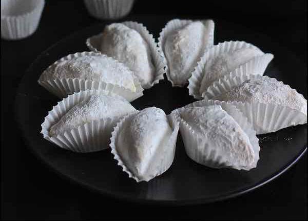 בוסו לטמזו – עוגיות אלג'יראיות מסורתיות