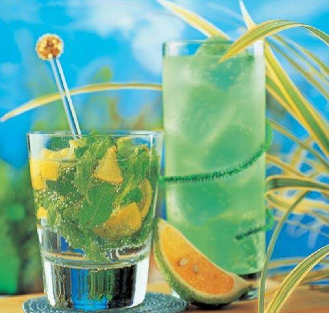 מתכון למשקה נענע ולימון
