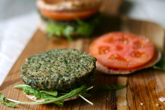 מתכון לקציצות המבורגר צמחוניות מתרד וגריסי פנינה