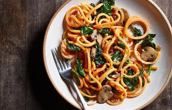 מתכון לספגטי בטטה