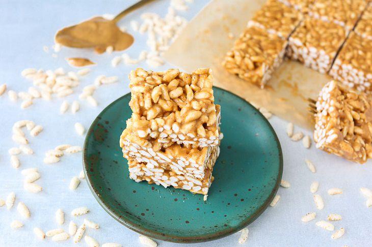 מתכון לעוגיות פצפוצי אורז נפלאות ומהירות להכנה