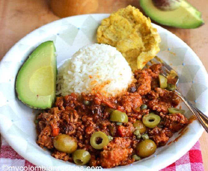 מתכון נהדר למנת בקר ואורז נפלאה מהמטבח הקובני