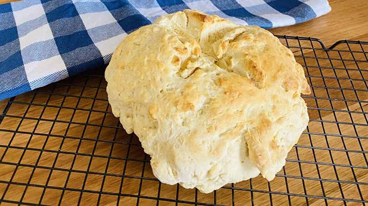 מתכון לדאמפר – לחם אוסטרלי
