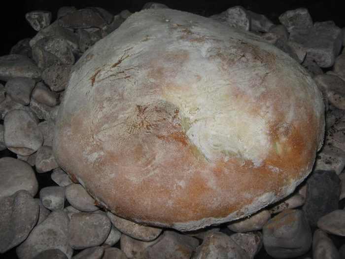 מתכון לפרנה - לחם מרוקאי אותנטי