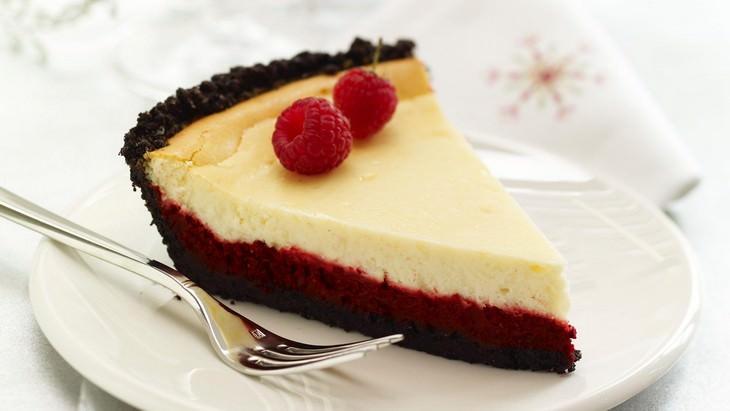 מתכון לעוגת גבינה קטיפה אדומה - רד וולווט Red Velvet