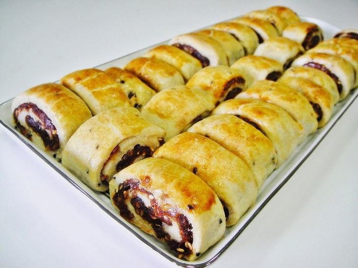 מתכון לעוגיות רולדת תמרים
