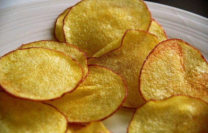 מתכון לחטיף תפוחי אדמה להכנה במיקרוגל