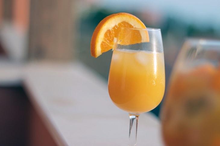 מתכון למימוזה - קוקטייל נטול אלכוהול